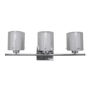 Whitfield Lighting Dominic 3-Light Vanity Light