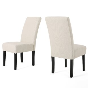 Relyea Parsons Upholstered Dining Chair (Set of 2)