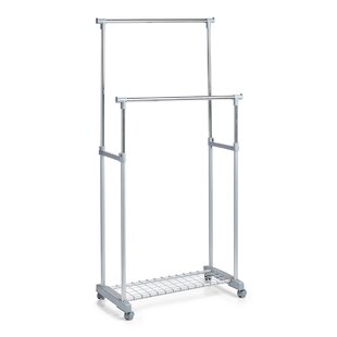 Crafton 83cm Wide Clothes Rail By Symple Stuff