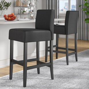 Affordable Chamness 30 Bar Stool (Set of 2) by Latitude Run Reviews (2019) & Buyer's Guide