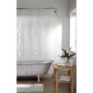 Brosnan Super Softy Vinyl Single Shower Curtain