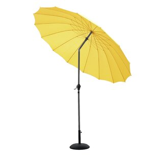 Shanghai 9' Market Umbrella by SunTime Outdoor Living Best #1