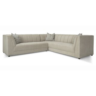 Ameer Symmetrical Sectional by Rosdorf Park SKU:AB448524 Price Compare