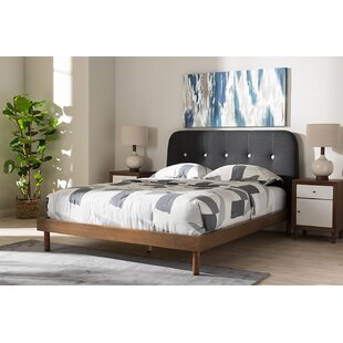 George Oliver Benford Upholstered Platform Bed
