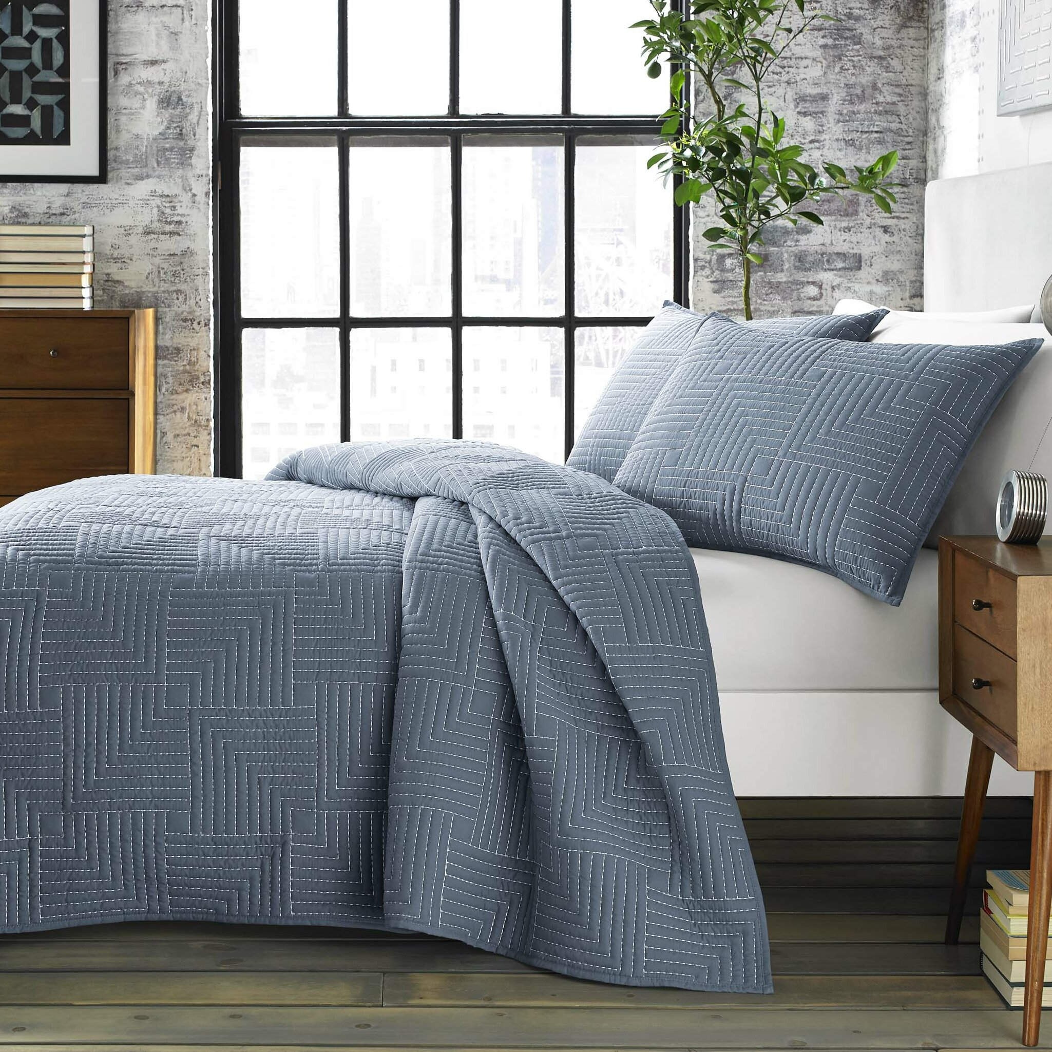 picture navy cardinal red sonoma barn quilts nip tutorial williams home blue fog silk pick stitch king twin shams quilt taupe pottery