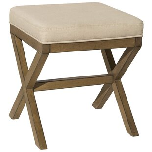 Best Reviews Keane Vanity Stool By Ophelia & Co.