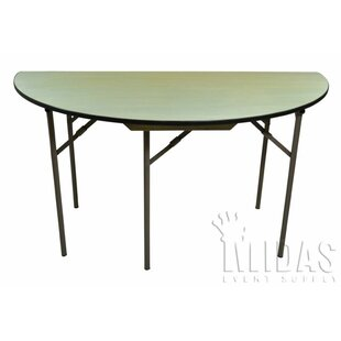 Elite Semi Circle Folding Table