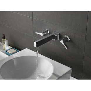 Buying Zura Wall Mounted Bathroom Faucet with Drain Assembly By Delta