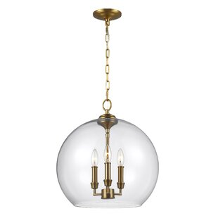 Looking for Chilcott 3-Light Chandelier By Darby Home Co