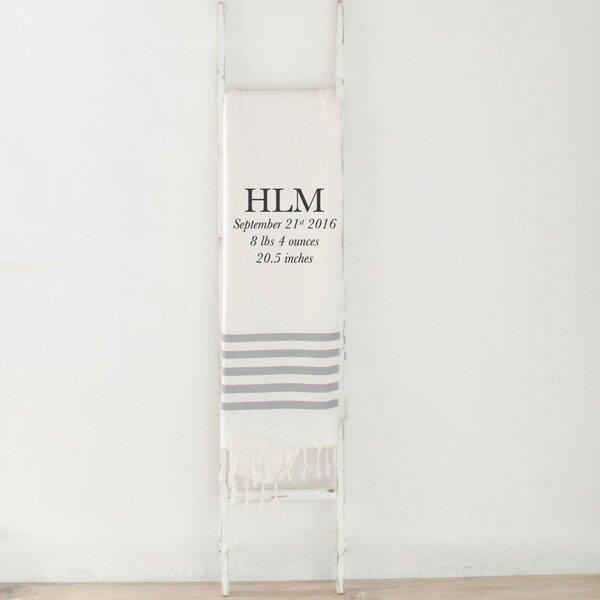 Monogrammed Blanket Wayfair
