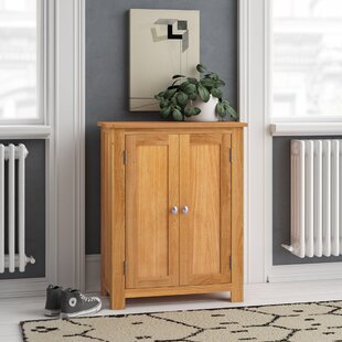 12 Pair Shoe Storage Cabinet By Beachcrest Home