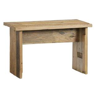 Williston Forge Ennis Wood Bench