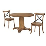 Gumm Dining Set by Rosalind Wheeler