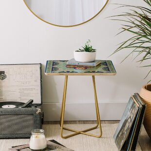 Pimlada Phuapradit Floral Maze End Table
