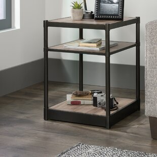 Affordable Price Theresa End Table By Gracie Oaks