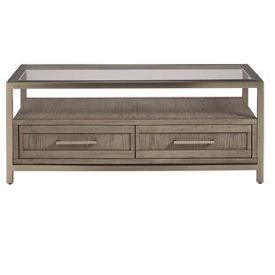 Pingree Coffee Table with Storage