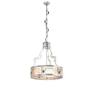 Meyda Tiffany Deco 4-Light Pendant