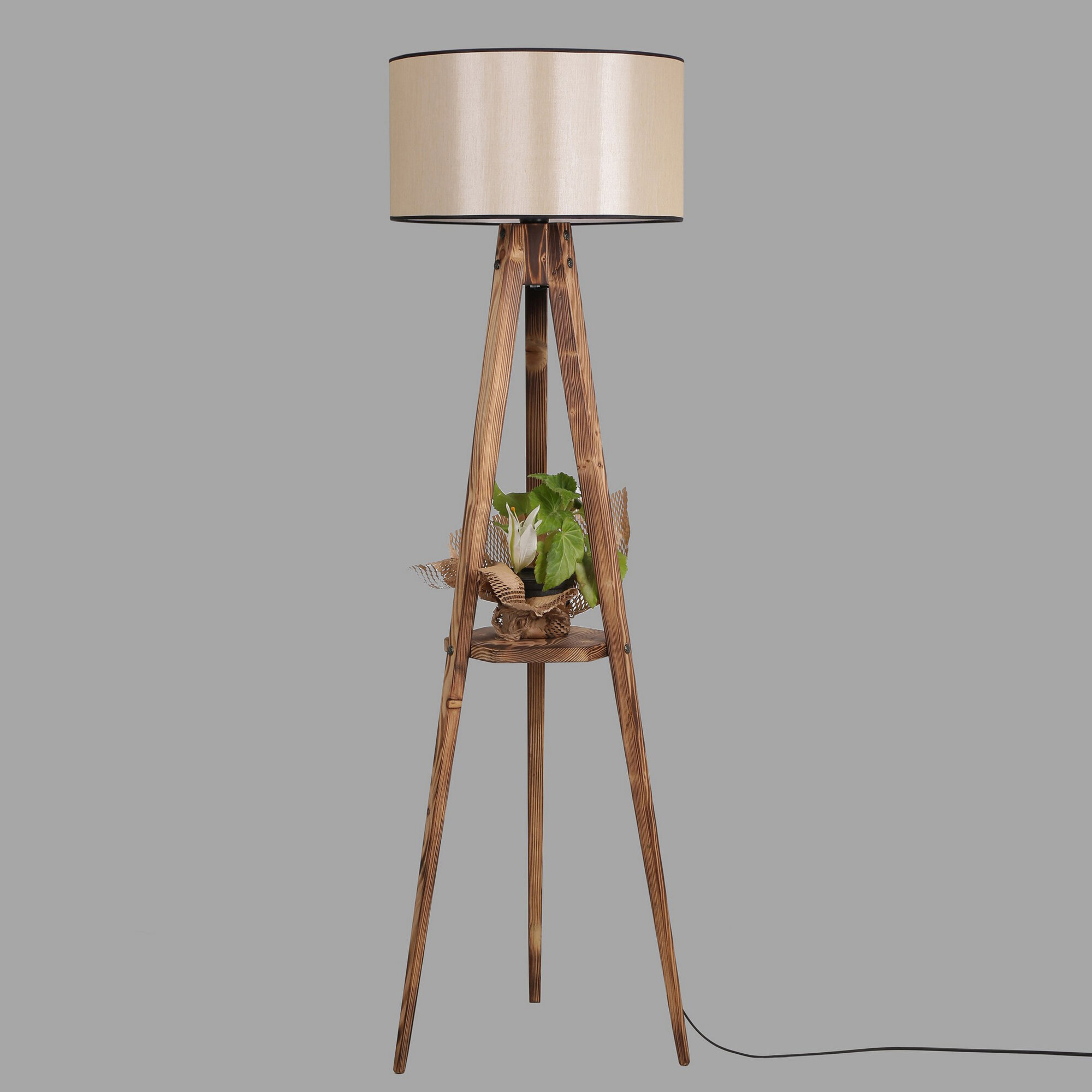 Tray Table Floor Lamps You Ll Love