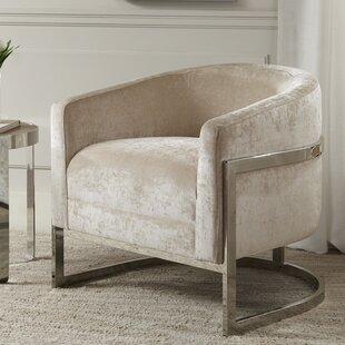 Kenton Barrel Chair by Mercer41