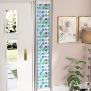 Privacy window film decals clings and stickers youll love wayfair elledge peacock sidelight window film planetlyrics Gallery