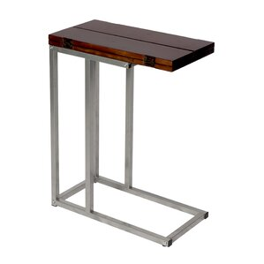 Charlebois End Table by Ebern Designs