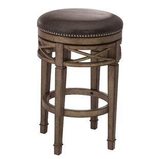 Sedalia 26 Swivel Bar Stool Loon Peak