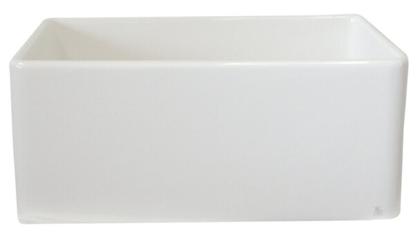 "Fireclay Butler 29.5"" L X 18.5"" W Farmhouse Kitchen Sink - 15 Stunning European Country Inspired Farmhouse Ingredients"