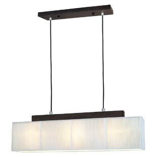 Ivy Bronx Arner 3-Light Kitchen Island Pendant