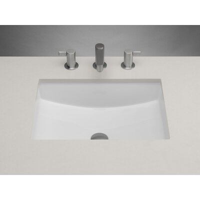 Bathroom Sinks Columbus Ohio toto augusta decorative rectangular undermount bathroom sink with