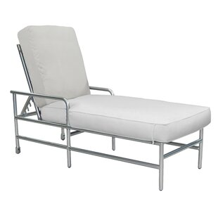 Helios Chaise Lounge with Cushion