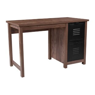 Dantzler Crosscut Desk by Gracie Oaks Cool