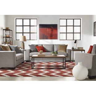 Mercury Row Blackston Configurable Living Room Set