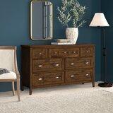 Firth 7 Drawer Dresser by Greyleigh™