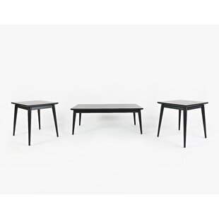 Monica 3 Piece Coffee Table Set