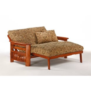 Lounger Body Futon Frame by Red Barrel Studio