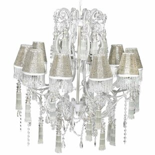 Allistair Shaded Chandelier by Astoria Grand