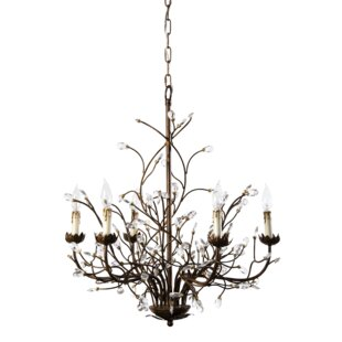 Astoria Grand Riccardo 6-Light Chandelier
