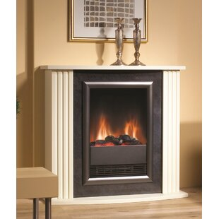 Mozart Suite Optiflame Electric Fireplace By Dimplex