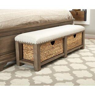 Homestead Upholstered Storage Bench