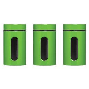 Kitchen Storage Jars Set Wayfair Co Uk