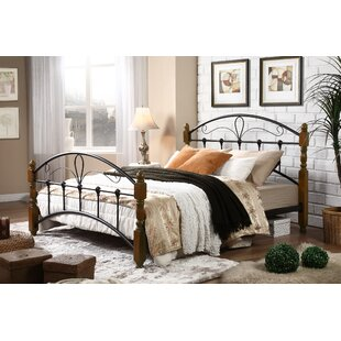 Cornwall Queen Platform Bed by Fleur De Lis Living