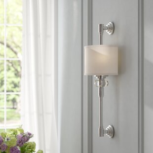 Purchase Brompton 2-Light Armed Sconce By Rosdorf Park