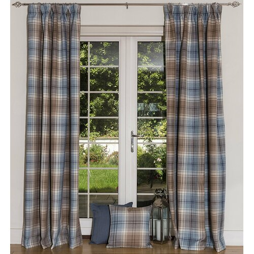 Choate Eyelet Blackout Thermal Curtains Union Rustic Size pe