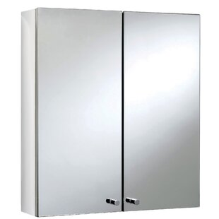 Carra 45cm X 50cm Surface Mount Mirror Cabinet By Belfry Bathroom