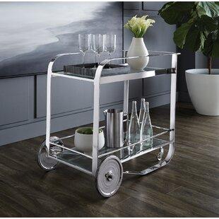 Moncasa Bar Cart by Sunpan Modern