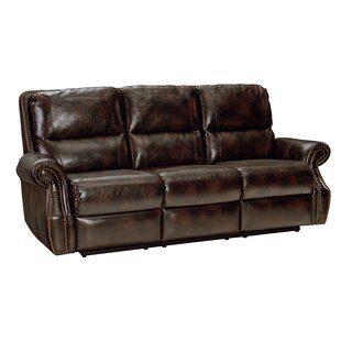 Bechtel Reclining Sofa by Alcott Hill