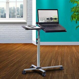 Adjustable Laptop Cart by Techni Mobili
