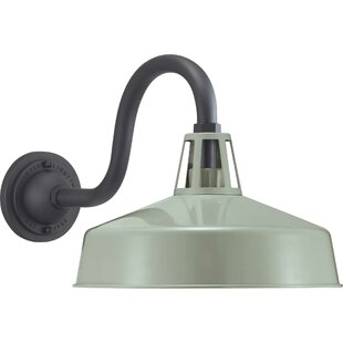 Gracie Oaks Shaftesbury Outdoor Barn Light