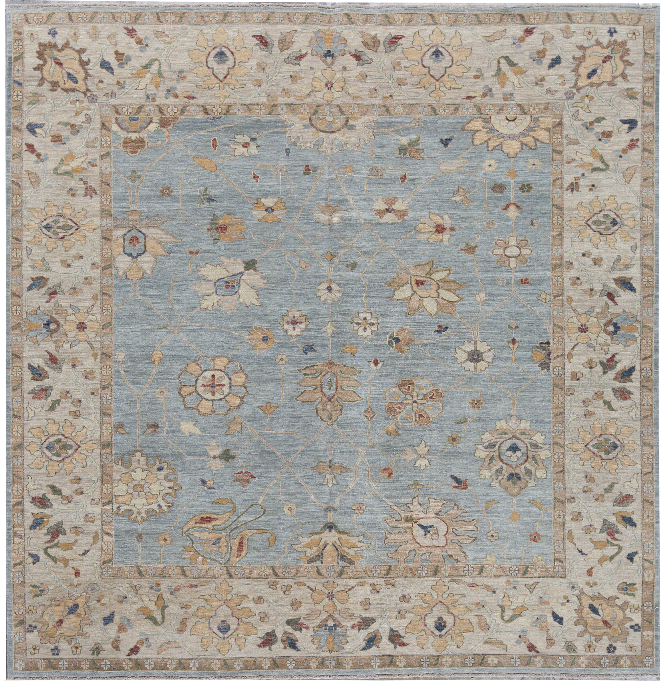 Bokara Rug Co Inc Square Ziegler