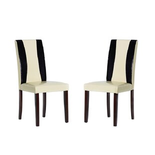 Savana Parsons Chair (Set Of 8) By Warehouse Of Tiffany Top Reviews